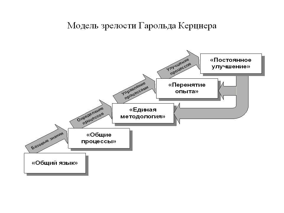 Модель зрелости Керцнера